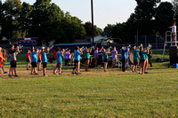 8/19/16- Band Camp Day 5- PM 1st half