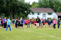 8/12/14- Band Camp Day 2- morning